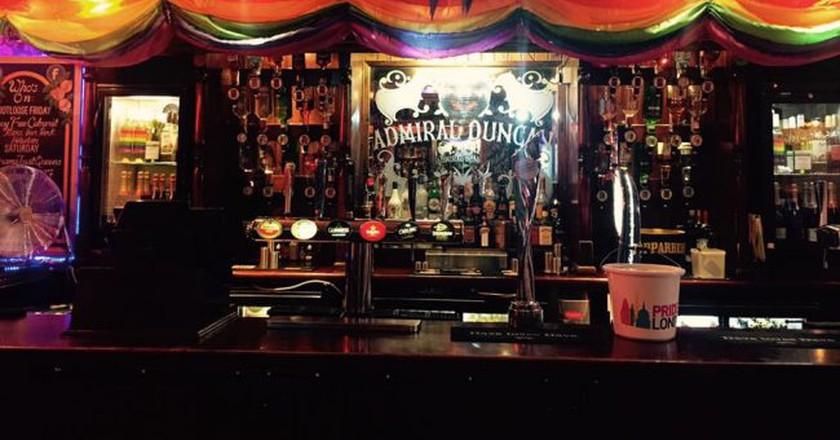 Admiral Duncan  bar| Courtesy of Admiral Duncan
