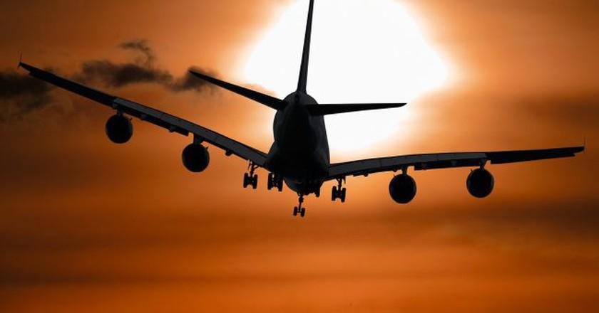 Airplane takeoff | © Gerhard Gellinger