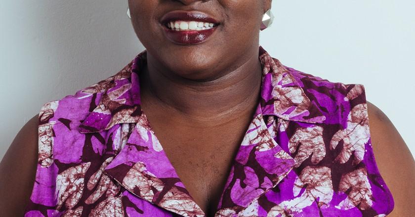 "Akua ""Green Ghanaian"" Nkrumah is celebrated for her dedication in waste management awareness in Ghana |© Jekora Ventures"