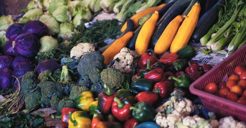 Enjoy delicious vegetarian and vegan fare in St. Louis   ©Alexandr Podvalny / Unsplash