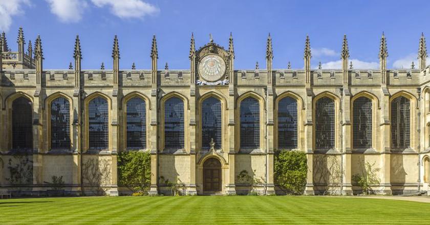 All Souls College, Oxford University | © Andrew Shiva/WikiCommons