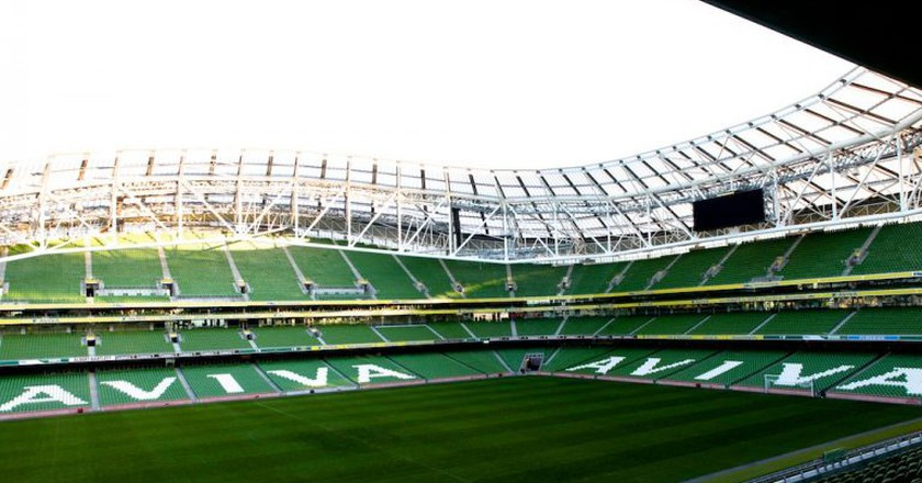 The Aviva Stadium | © Reggie Suplido / Flickr
