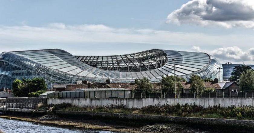 Aviva Stadium| © William Murphy/ Flickr