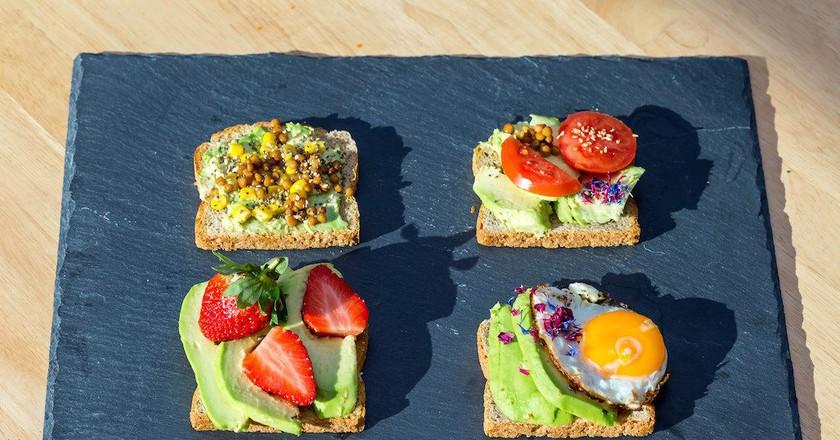 Avocado toasts | © Marco Verch/Flickr
