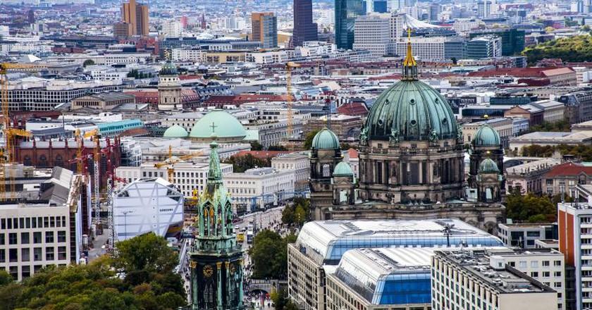 Berlin skyline | Pixabay