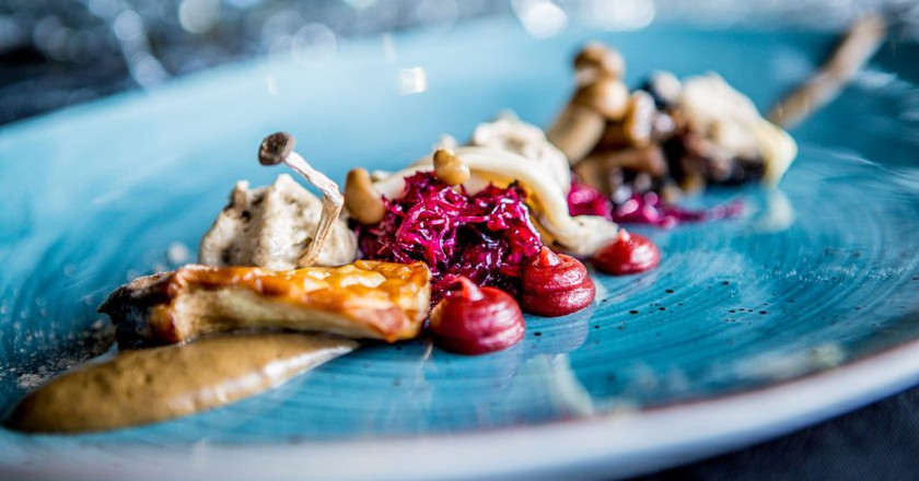 Level Four at 54 on Bath in Rosebank, Johannesburg, is situated in a boutique hotel and serves innovative dishes |Courtesy of Level Four