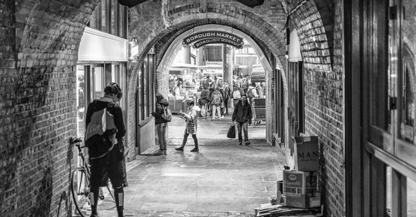 Borough Market   © f4Niko aka John D Fisher ARPS/Flickr