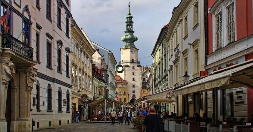 Street market in Bratislava   © peter89ba/Pixabay