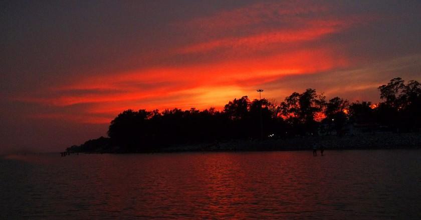 Chandipur Beach | © Subhasisa Panigahi / Wikimedia Commons