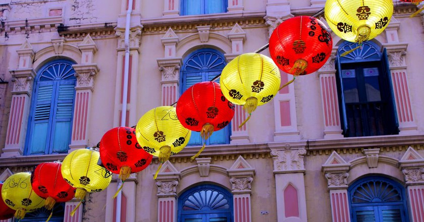 Chinatown Singapore   © Reginaspics/Pixabay
