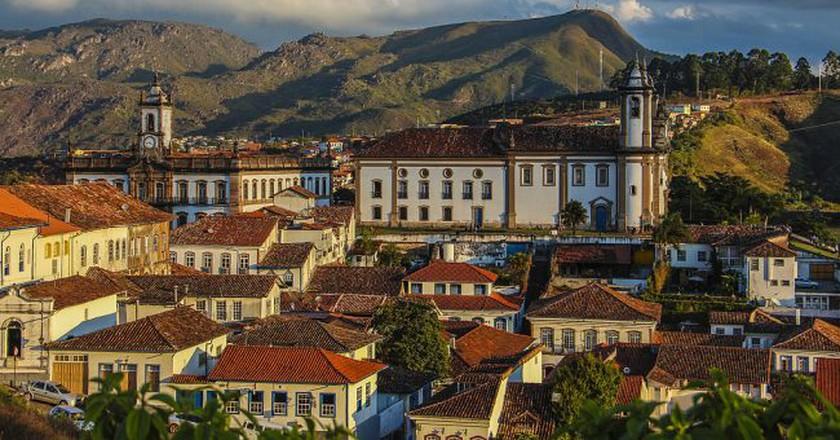 Ouro Preto |©Raquel Mendes Silva/WikiCommons