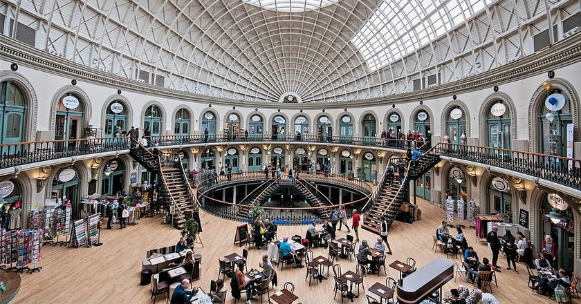 Corn Exchange | © Wikimedia Commons
