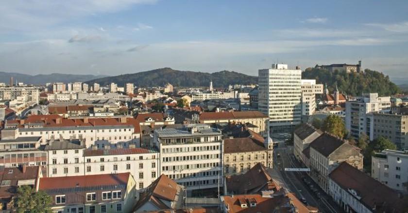 Ljubljana│©Jorge Láscar /Flickr