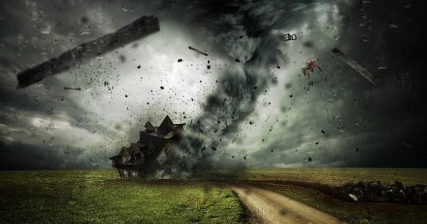 Tornado CC0 Pixabay
