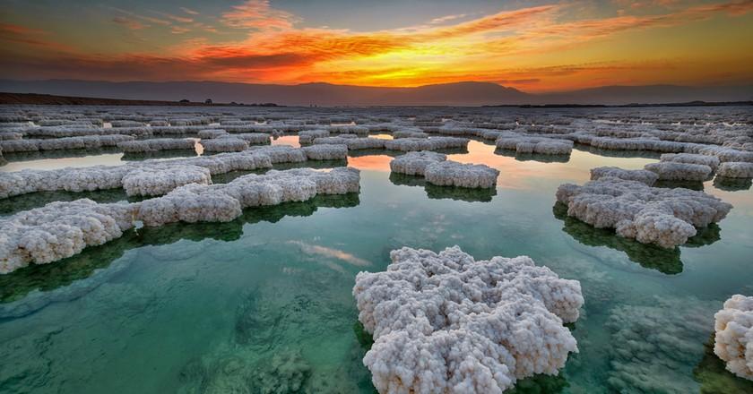 The Dead Sea   © Shutterstock