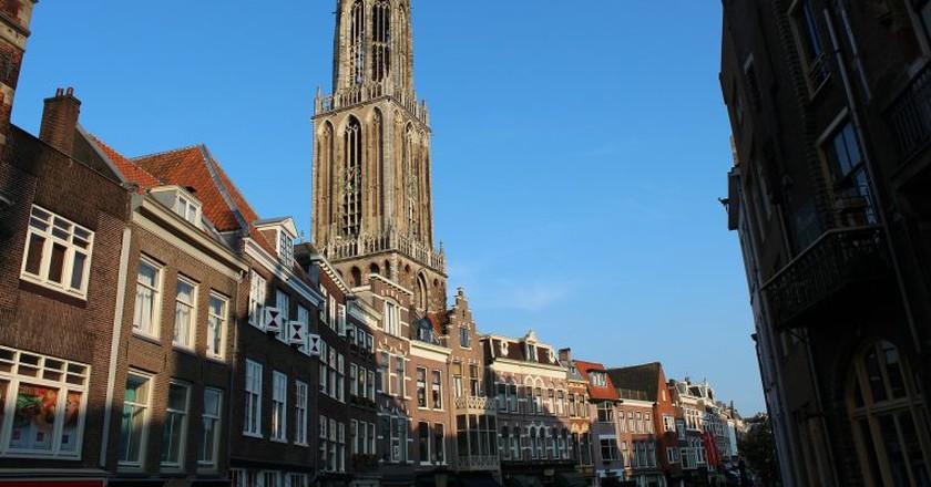 The Dom Tower and Utrecht's city centre | © pixabay