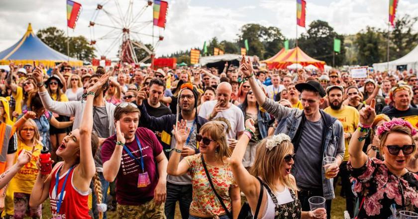 Electric Fields Festival