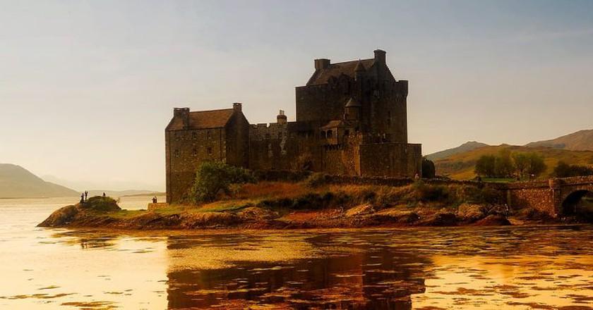Eilean Donan Castle | © Pixabay