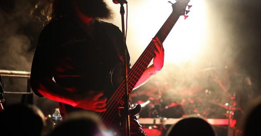 Loch Vostok perform at Underworld | © UX Gun/Flickr