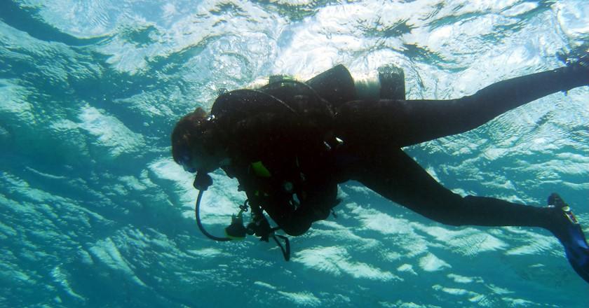 Florida Keys snorkeling | © Greg Grimes / Flickr