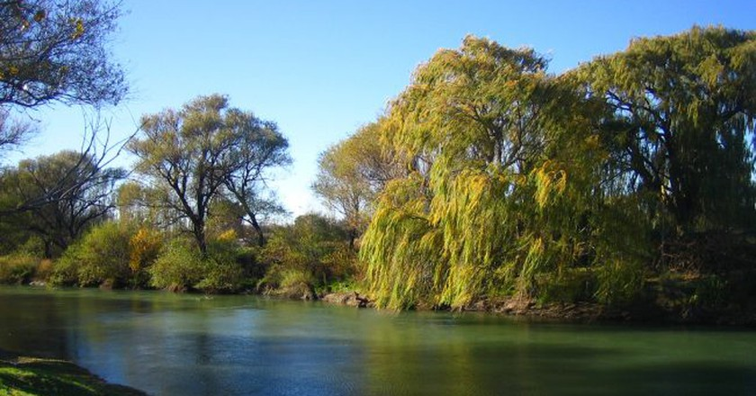 The Gaiman River in stunning Welsh Patagonia | © Matito/Flickr