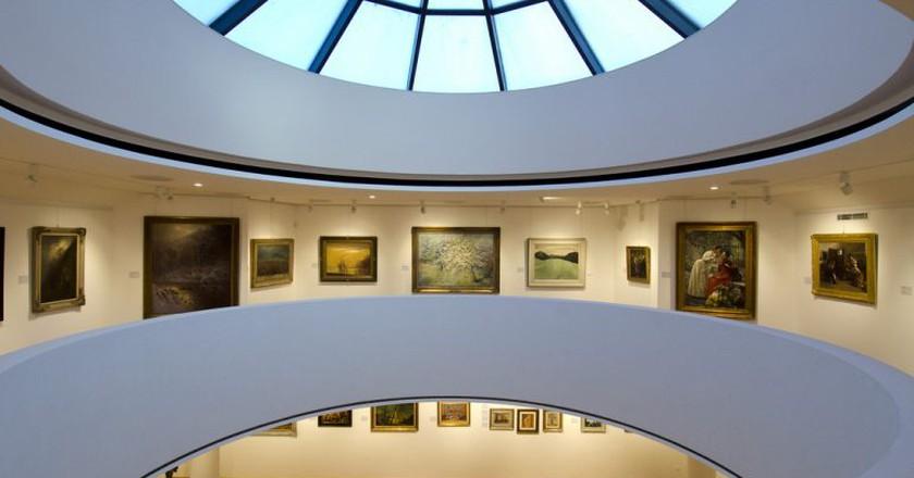 Gallery Nedbalka   © John Fielding/Flickr