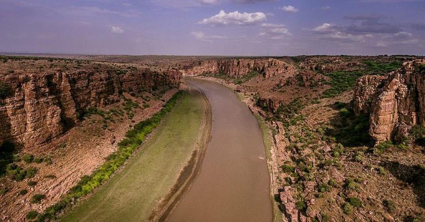 Grand Canyon of India | © Sudhakarbichali / WikiCommons