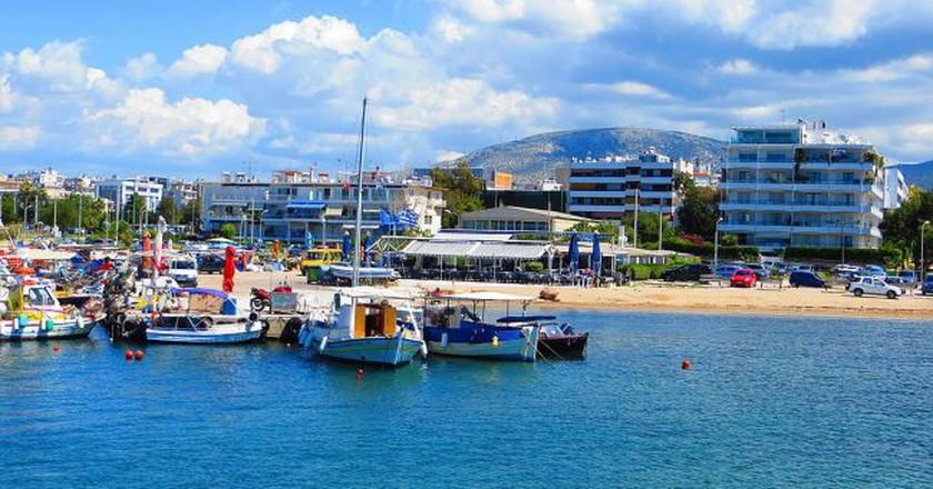 Glyfada Marina | © Mister No/WikiCommons