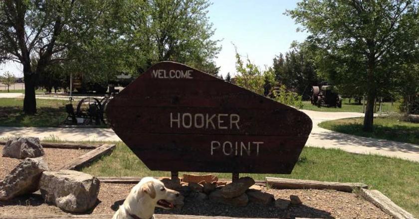 Hooker Point | © Brad Patterson/Flickr