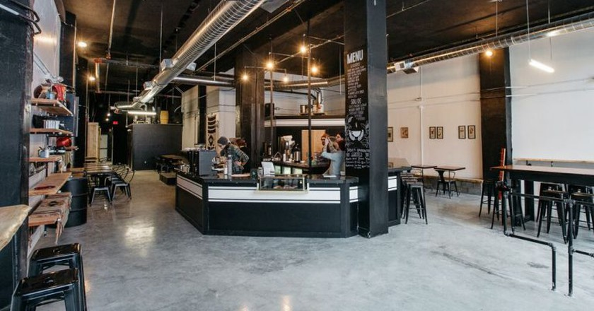 Dessert Oasis Coffee Roasters | Courtesy of Dessert Oasis Coffee Roasters
