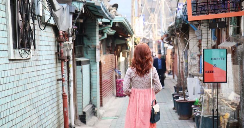 Exploring Seoul solo | © Danielle Potgieter