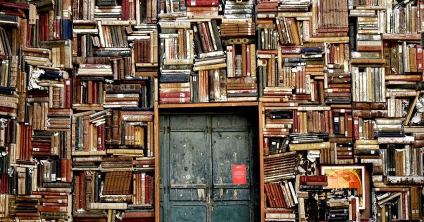 India's Village of Books | © ninocare / pixabay