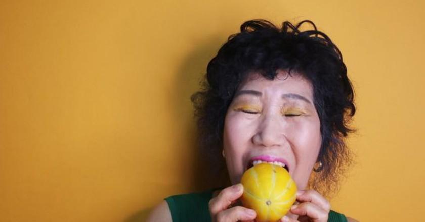 Park Makrye, the Korea Grandma   © @korea_grandma / Instagram