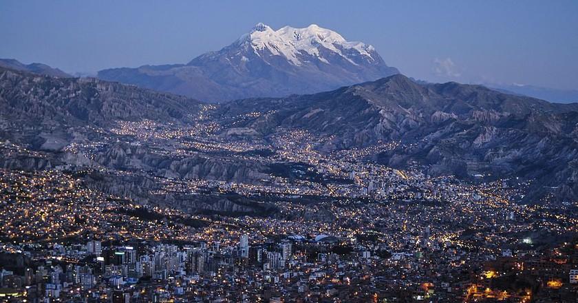 La Paz | © EEJCC/Wikipedia