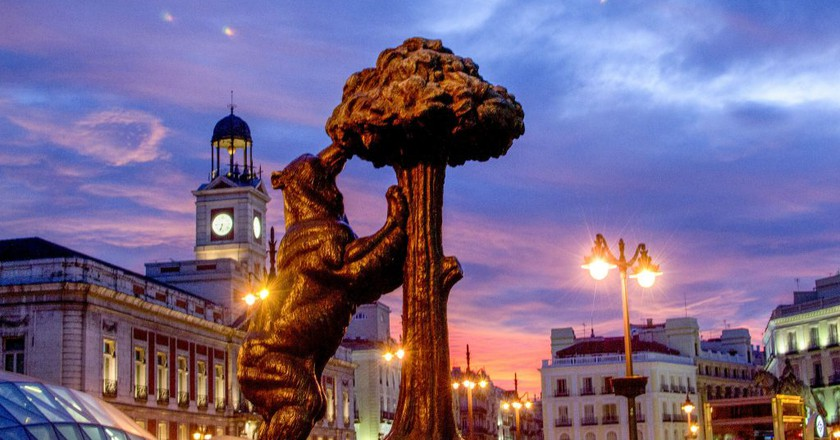 Madrid's Puerta del Sol|©MaryG/Flickr