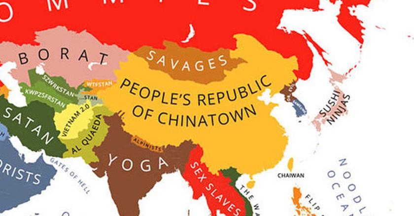 © Atlas of Prejudice, Volumes 1 and 2