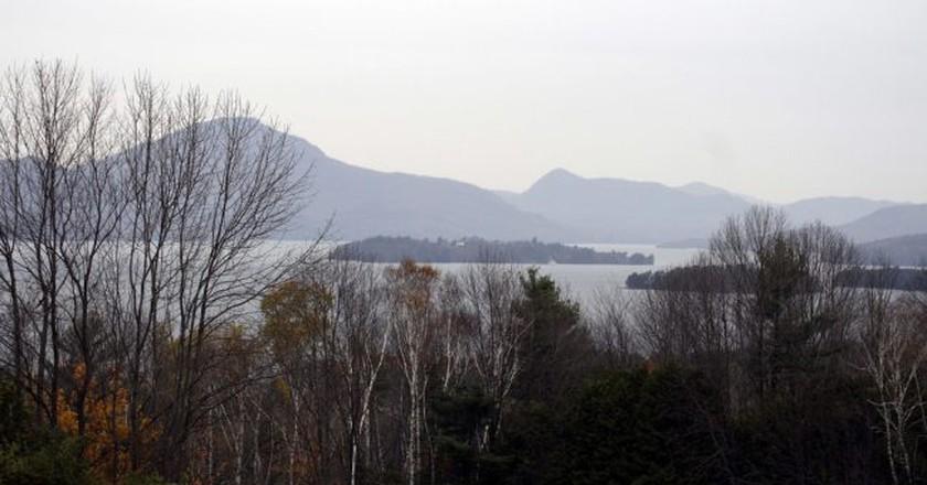 Lake Memphrémagog, Quebec   © Cousin Vinny/Flickr