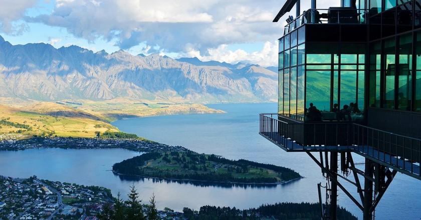 The Best Beer Gardens in Queenstown, New Zealand