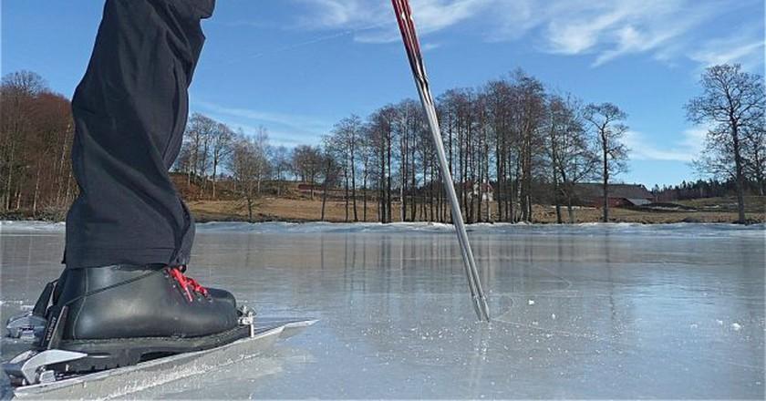 Nordic skating   © AnnaKika/Flickr