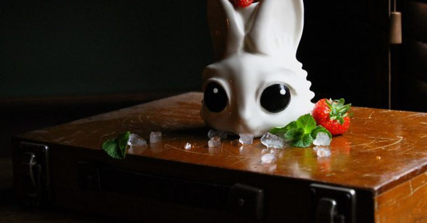 Opium Rabbit drink | Courtesy of Qumin