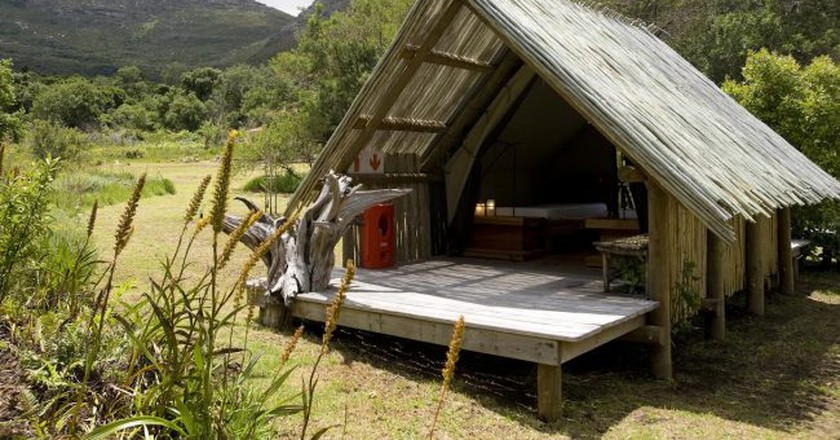 Orange Kloof Tented Camp   Courtesy of South African National Parks