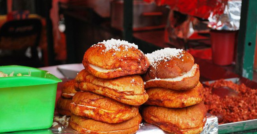 Find pambazos at Sullivan Market | © AlejandroLinaresGarcia/WikiCommons