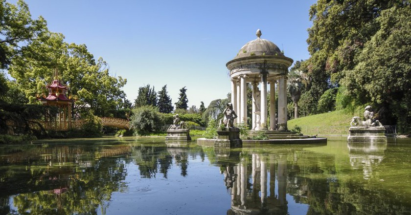 Italy's most beautiful park   © SACS Fotografia