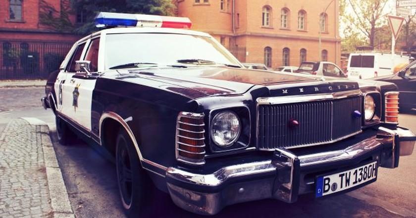 Police car | ©90970/ Pixabay