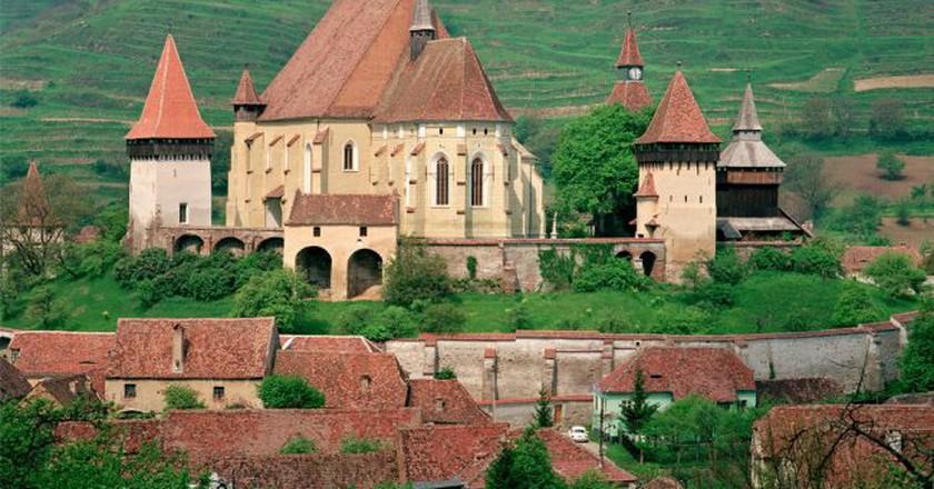 Fortified Saxon Church of Biertan    © Otto Schemmel / Wikipedia