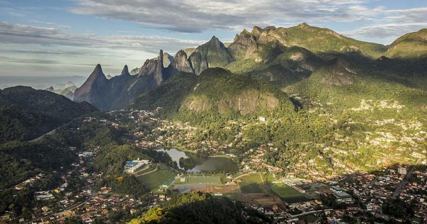 Serra dos Órgãos national park  © Shooterb9/WikiCommons