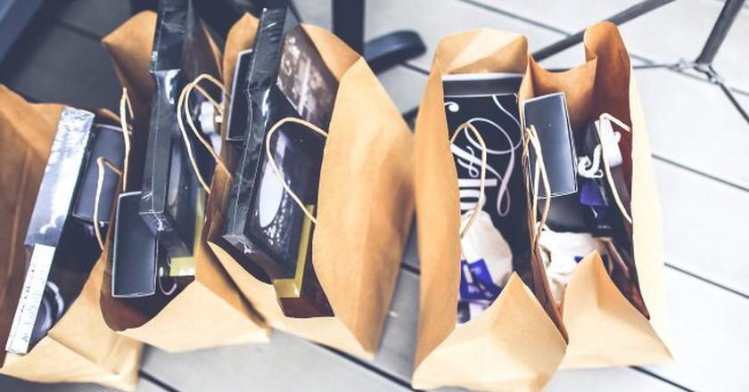 Shopping  ©kaboompics/pixabay