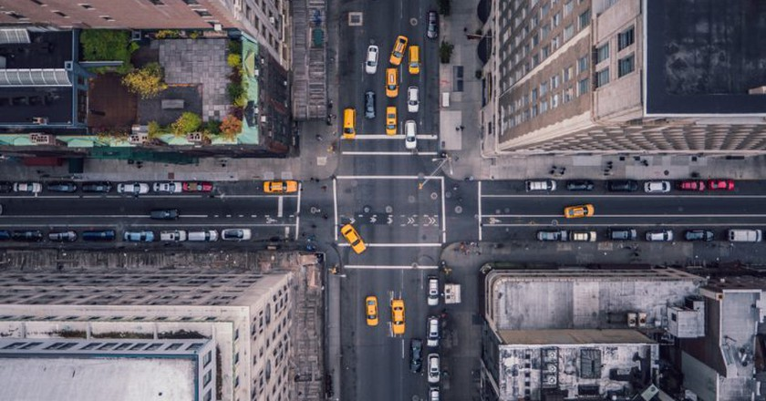 Avenues & Boulevards of New York City | © Stephan Guarch/Shutterstock