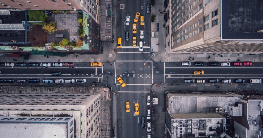 Avenues & Boulevards of New York City   © Stephan Guarch/Shutterstock