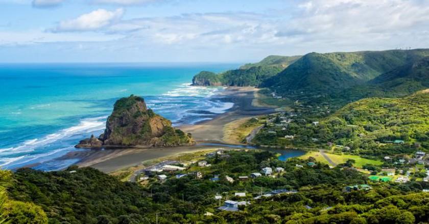 Auckland, New Zealand | © gracethang2/Shutterstock